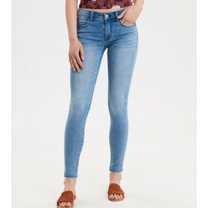 American Eagle Jeggings Super Stretch Skinny Jeans